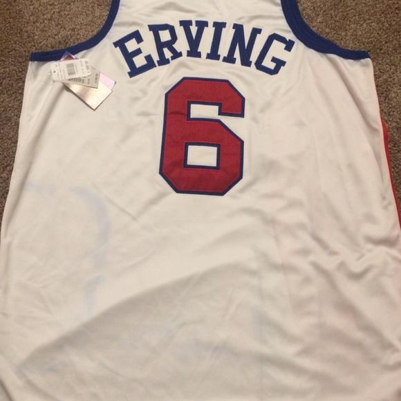 77-78 NBA All-Star Dr. J Mitchell   Ness NWT d7de3dfa5
